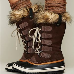 Sorel Women's Joan Of Arctic - Tobacco/Sudan 7M